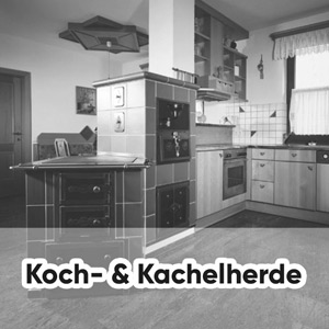 Kochherd Kachelherd Tirol