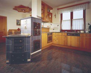 Kochherd und Kachelherd Ofenbau Neuner